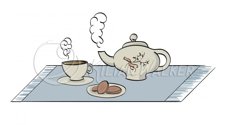 tea-cookies